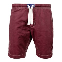 Old Guys Rule Boardies Beach Short – Red