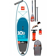 Red Paddle Co Wind SUP 10'6 Ride Package