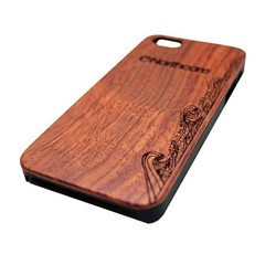 Northcore Rosewood iPhone 5 Case - Black