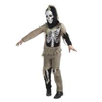 Kinderkostuum Zombie skelet