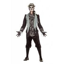 Halloween kostuum Zombie