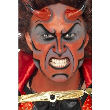 Duivel make-up kit