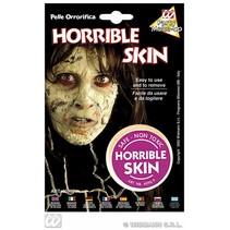 Make up verschrikkelijke huid