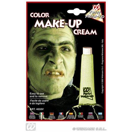 Tube make-up groen