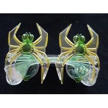 Funbril verlichting spin groen