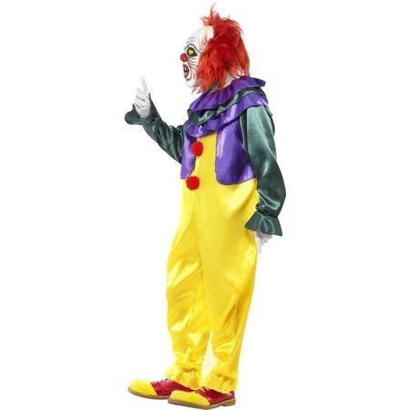 Klassieke Horror Clown kostuum