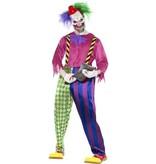 Killer Clown Horror kostuum