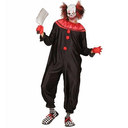 Horror Killer clown Jumpsuit