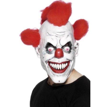 Clown 3/4 masker horror