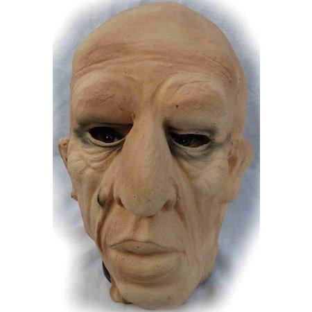 Masker Abraham Kaalhoofd Foam