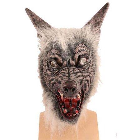 Horror masker Wolf