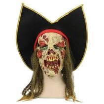 Masker Zombie Piraat