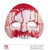 Kinloos bloederig psycho masker