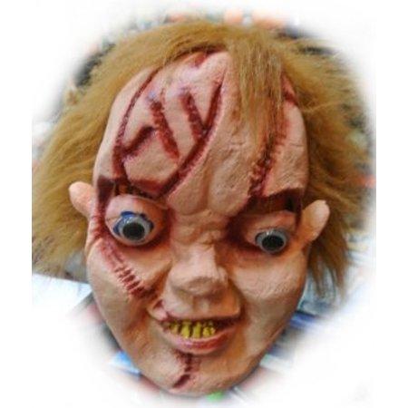 Chucky griezelmasker