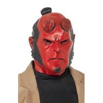 Hellboy masker latex