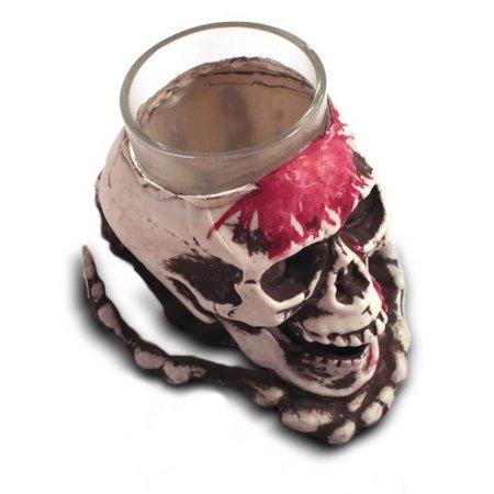 Shotglass Skulls