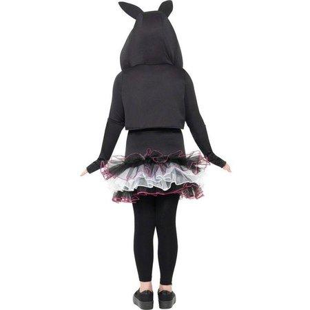 Skelet konijnenpak kind