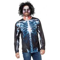 Shirt Skelet Halloween