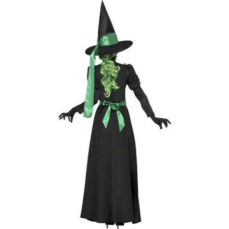 Wicked Heksen kostuum