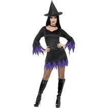 Heksenjurk met hoed