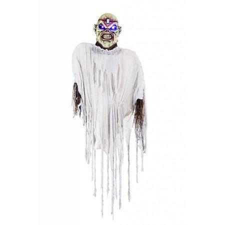 Hangend Skelet Halloween blinking eyes