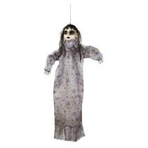 Zombie Decoratie meisje 52cm