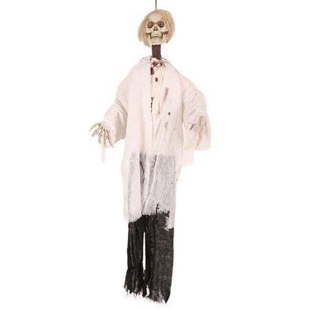 Halloween decoratie Dokter 100cm