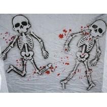 Decodoek met print skelet
