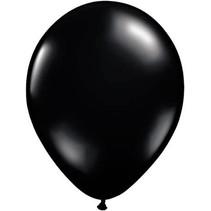 Ballonnen zwart (10 st)