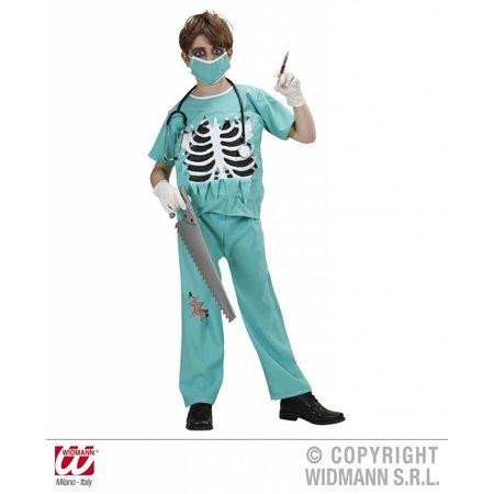 Chirurg Halloween kostuum kind