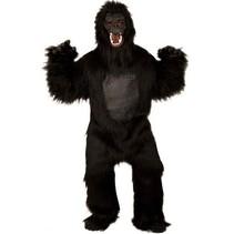Kostuum Gorilla zwart