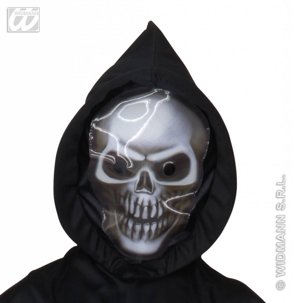 Grim Reaper Holographic Kostuum Kind Halloweenkledingnet
