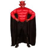 Gespierde Super Duivel kostuum kind