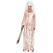 Bebloede Bruid kostuum