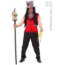Voodoo Priester kostuum
