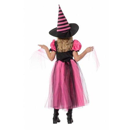 Heks pink/zwart