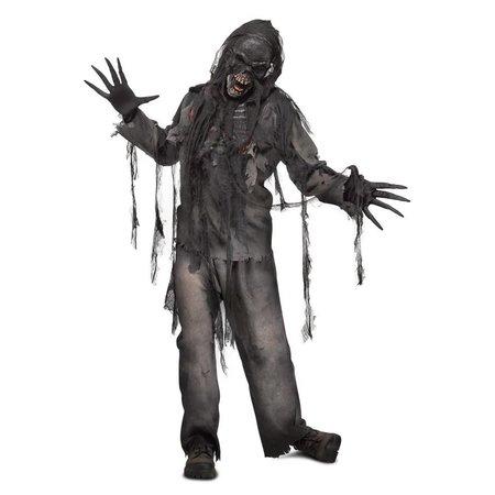 Burned Zombie kostuum