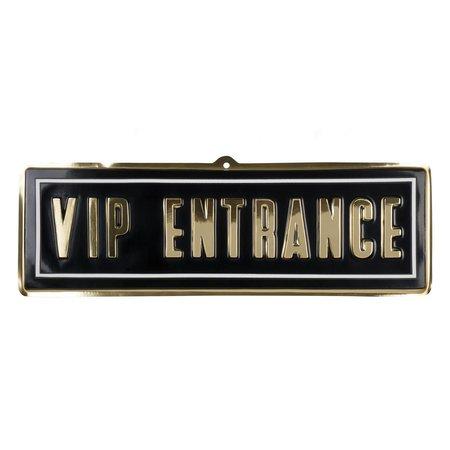 Muurdecoratie V.I.P entrance