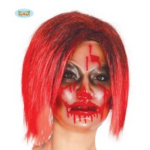 Masker Bloed Horror Vrouw