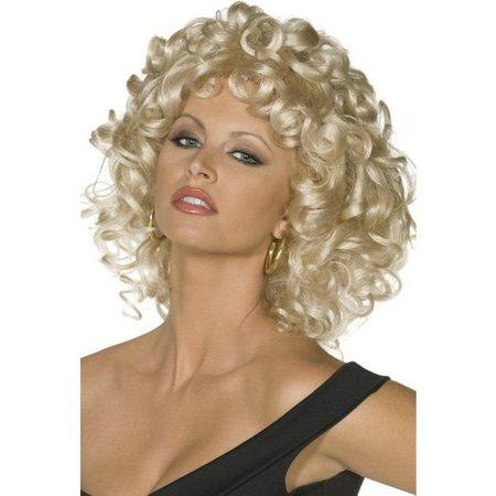 Sandy laatste scene pruik blond