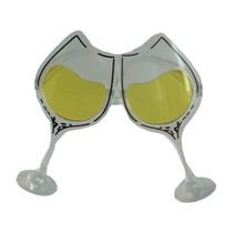 Funbril wijnglas