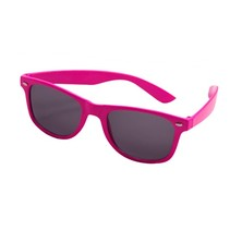 Bril Blues Brothers Neon Pink