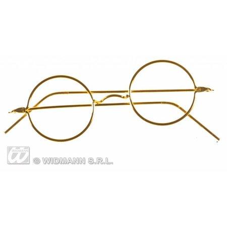 Bril met ronde glazen