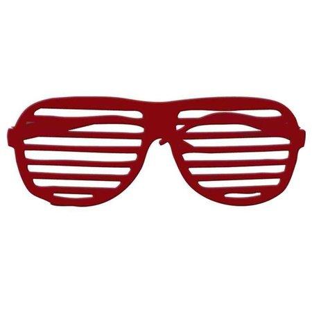 Bril Disco screen rood