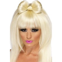 Sensation Pop pruik blond