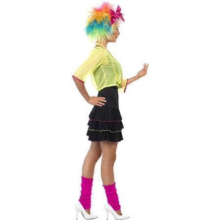 80's pop Madonna kostuum