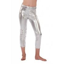 Legging kind zilver
