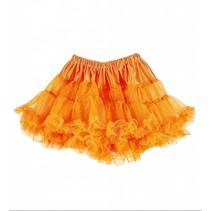 Fluff Tutu neon oranje