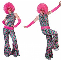 Disco Polka Dot Jumpsuit