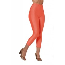 Legging neon oranje